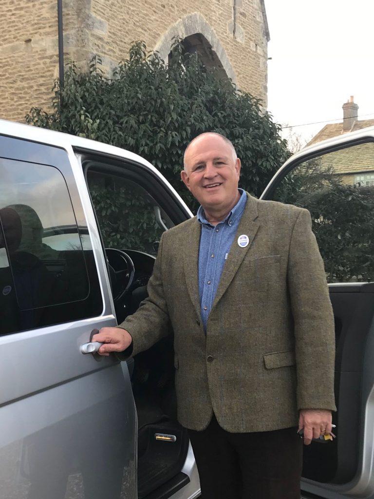 A Personal chauffeur service